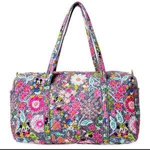 Disney Vera Bradley Travel Duffle Bag